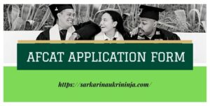 Read more about the article AFCAT Application Form 2021: Apply For Indian Air Force NCC Special Entry & Meteorology Entry Posts