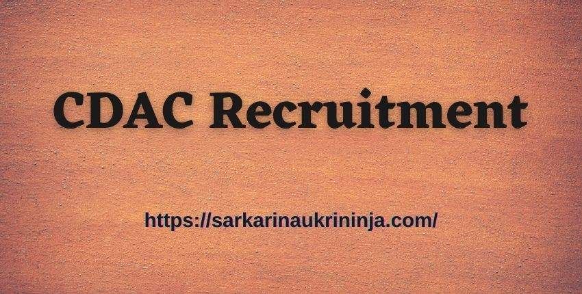 You are currently viewing CDAC Recruitment 2021 | Online Apply For CDAC Mumbai 51 Project Engineer Jobs @ cdac.in