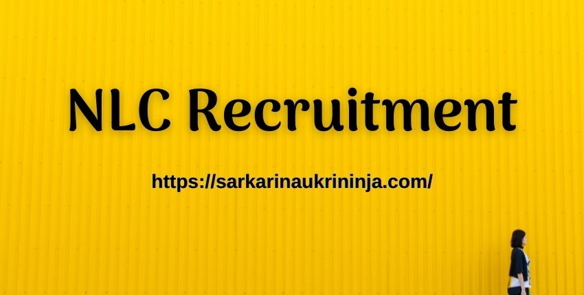 You are currently viewing NLC Recruitment 2021: Apply For Neyveli Lignite Corporation 65 SME Operator Posts