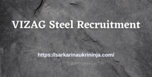 Read more about the article Vizag Steel Recruitment 2021: Apply Online For 319 Trade Apprentice Jobs