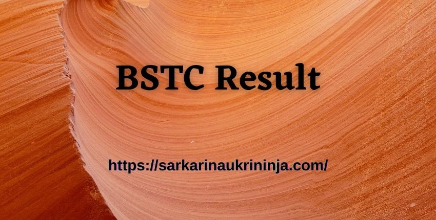 You are currently viewing Download Rajasthan BSTC Result 2021 For D.El.Ed Exam Result, Answer Key, Counseling Date