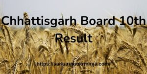 Read more about the article Download CGBSE 10th Result 2021 – CG Board 10th Exam Result By Roll No Declare on 25.07.2021