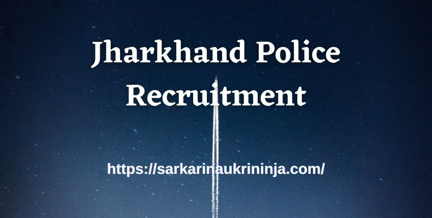 Read more about the article Jharkhand Police Recruitment 2021 – Apply For JH Police various Constable, Naib Subedar & Other Jobs