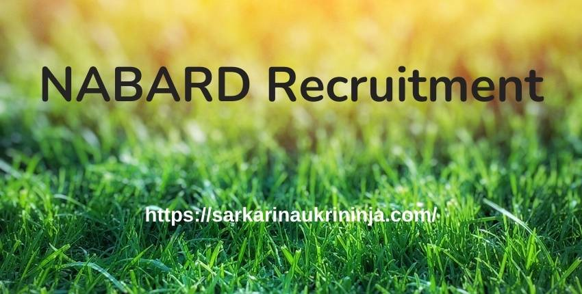 You are currently viewing NABARD Recruitment 2021: Apply Online For Development Assistant Vacancies