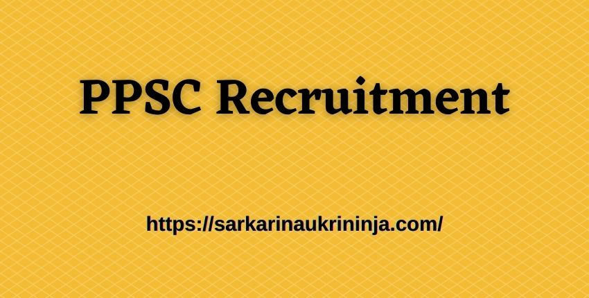 You are currently viewing PPSC Recruitment 2021   Apply for 38 Junior Engineer (Electrical) Posts