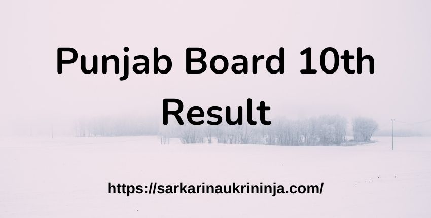 You are currently viewing Download Punjab PSEB 10th Result 2021 – pseb.ac.in 10th Result Download Roll No Wise Now