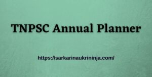 Read more about the article Download TNPSC Annual Planner 2021 – Check All Upcoming Tamil Nadu PSC Exams 2021