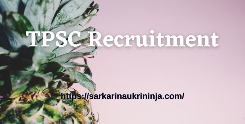 You are currently viewing TPSC Recruitment 2021 Apply Online For 164 Jr Medical Officer Tripura PSC Jobs