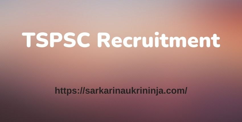 Read more about the article TSPSC SGT Recruitment 2021 Apply Online for tspsc.gov.in Telangana PSC SGT Jobs