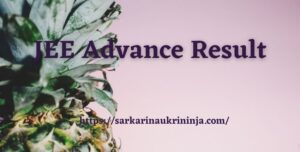 Read more about the article IIT Kanpur JEE Advance Result 2021 – Download JEE Advance 2021 Cut Off Marks, JoSAA Counselling Date