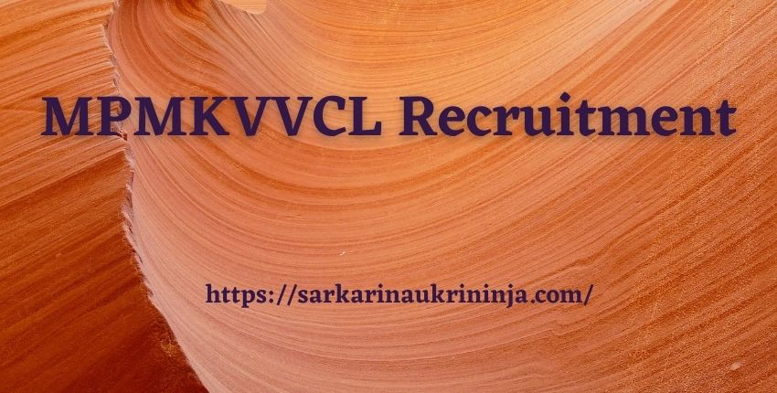 You are currently viewing MPMKVVCL Recruitment 2021 Apply Online For MPCZ Bhopal various Trade Apprentice Jobs @ mpcz.co.in