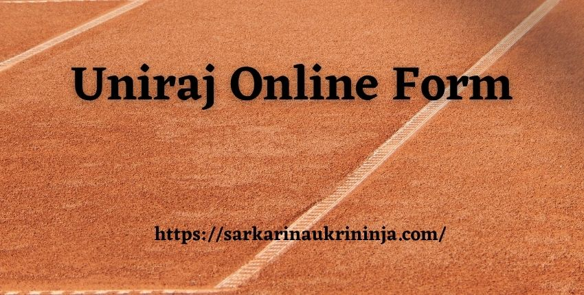 You are currently viewing Uniraj Online Form 2021 – Rajasthan University UG PG Admission Form, Fee Details at uniraj.ac.in