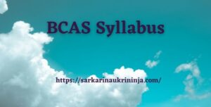 Read more about the article BCAS Syllabus 2021 | Check Aviation Security Officer (ASO) & Other Posts Exam Syllabus & Pattern