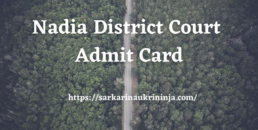 You are currently viewing Calcutta High Court Admit Card 2022 | Get Selection Process & Centre Details For DEO & other Posts @ calcuttahighcourt.gov.in