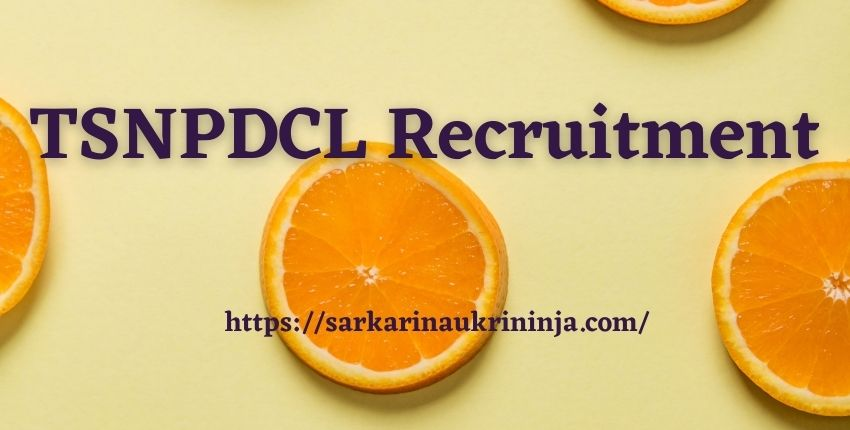 You are currently viewing TSNPDCL Recruitment 2021 – Online Forms For Telangana NPDCL Various Jr. Lineman (JLM) posts@ tsnpdcl.cgg.gov.in